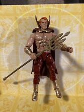 Marvel Legends Custom SON OF SATAN - Strange Hellcat Demon Ghost rider Mephisto