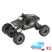1:16 RC Truck 4WD Off-Road Vehicle 2.4G Remote Control Buggy Crawler Car Kid Toy