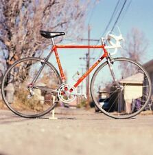 Tommasini Super Prestige 56 cm Vintage Italian Road Bike Frame Columbus SLX