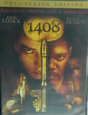 Stephen King's 1408 (2007) John Cusack Samuel L Jackson Mary McCormick SEALED