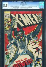 X-Men #56 - CGC 8.5