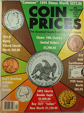 Coin Prices Magazine September 1979 Edition Issue #68