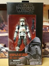 Star Wars Imperial AT-ACT Driver Rogue One The Black Series 6inch