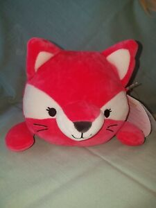 """Squishmallow Fifi The Red Fox Cuddler 9"""" NWT"""
