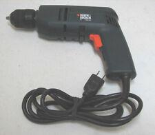 Black & Decker 7157 Electric Drill Gun Variable Speed FW and REV Key-less Chuck