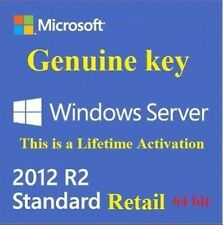 Windows Server 2012 R2 Standard Edition Retail License Key and Download Link