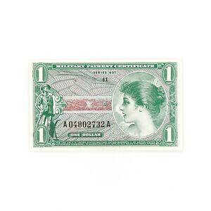 US Mpc Ein Dollar Serie 651 Auswahl Handgehoben