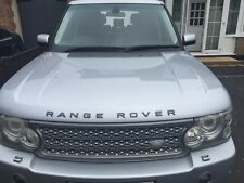 Rare Land Rover Range Rover 4.2 V8 auto 2006 Supercharged Autobiography