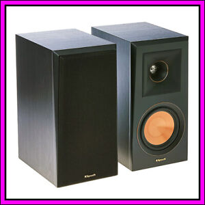 BRAND NEW Klipsch RP-600M Reference Bookshelf Speakers (Pair, Ebony)