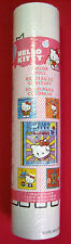 Hello Kitty Color Roll 25 ft Sanrio Coloring Book Kids 25 Pages