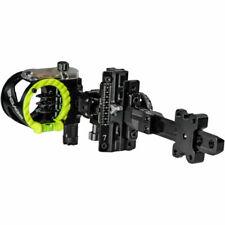 CBE Engage Hybrid Archery Sight 3 Pin Micro Adjust .019 w/ Light-Right Hand
