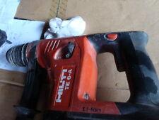 Hilti TE 6-A sans fil 36 volts lion utilisé HILTI TE 6-A sans fil marteau perforateur