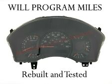 2004-2007 Nissan Titan SPEEDOMETER INSTRUMENT CLUSTER 24810-7S20E *Any Miles*