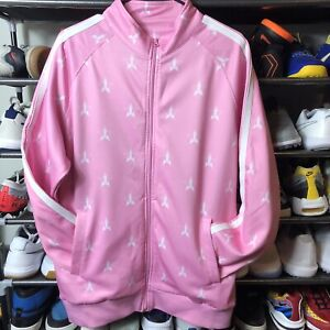 Jeffree Star Cosmetics Size Large Discontinued Light Pink TRACKSUIT JACKET