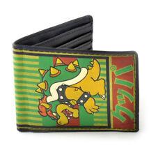 Nintendo Super Mario Brothers Bowser Kanji Portemonnaie