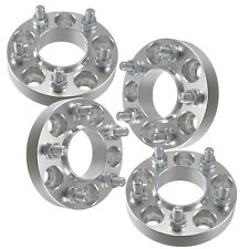 "(4) Dodge 1"" Hubcentric Wheel Spacers 5x115 14x1.5 Studs Fits Charger Challenger"