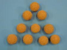 10x Putzmaschine Schwammball Schwammkugel 30mm  PFT , m-tec , Putzknecht