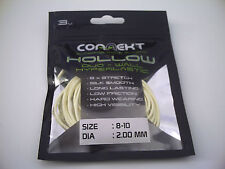 Connekt Duo-Wall Hollow  Pole Elastic.Size 8 -10  For Small Carp,F1's and Bream.