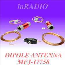 MFJ-17758 - 80/40-METER HF DIPOLE  ANTENNA MFJ17758