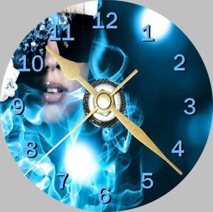 Lady Gaga 2  Novelty Cd Clock Can be personalised