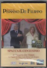 dvd IL TEATRO DI PEPPINO DE FILIPPO HOBBY & WORK Spacca il centesimo