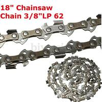 "18"" Chainsaw Saw Chain Blade Sears/Craftsman 3/8"" LP .050 Gauge Poulan 62DL Link"