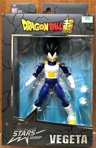 "Bandai Dragon Ball Super Dragon Stars Series 6"" Vegeta Action Figure in stock"