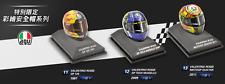 1/8 Valentino Rossi Moto Gp World Champions Mugello Helmet X 3 pc 00006000