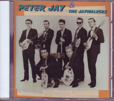 PETER JAY & THE JAYWALKERS - Best of CD (Joe Meek)