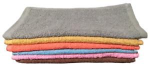 SOFTY Face Towels Hand Towel Cotton Face TOWEL 30x35cm 460 gsm COTTON