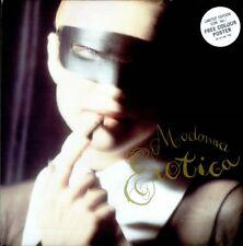 "Madonna Erotica  Uk 3 track 12"" (no poster)"