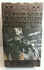 "HOT TOYS - TERMINATOR SALVATION ENDOSKELETON T-700 MMS94 - 1:6 Scale 12"" Figure"