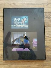"Batman: The Animated Series - Original Production Cel - ""Mad as a Hatter"" Alfred"