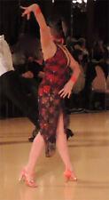Ballroom Latin, Argentine Tango Dance Dress
