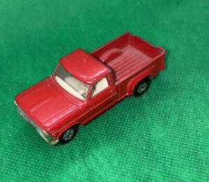Matchbox 6 Vintage Ford Pickup Pick-Up Truck Superfast