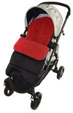 Carritos y artículos de paseo rojos Baby Jogger para bebés