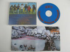 PHLEBOTOMIZED Immense Intense Suspense CD 1994 VERY RARE DEATH ORIG 1st PRESS!!!