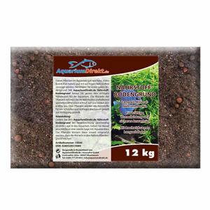 (1,56€/1kg) Aquarium Nährboden Bodengrund 12 KG für bis zu 360 Liter Aquarien