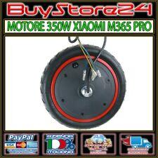 RUOTA ANTERIORE MOTORE 350W PER MONOPATTINO XIAOMI M365 PRO COMPLETO
