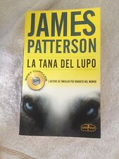 JAMES PATTERSON LA TANA DEL LUPO BUONO!!!