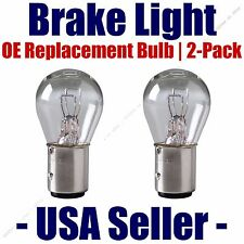 Stop/Brake Light Bulb 2pk - Fits Listed Mercedes-Benz Vehicles - 7528