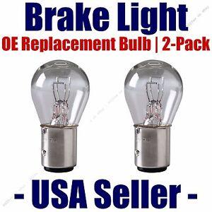 Stop/Brake Light Bulb 2pk - Fits Listed Land Rover Vehicles - 7528