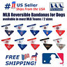 Pets First MLB Dog Bandana - Licensed, Reversible Pet Bandana  - 2 sided Bandana