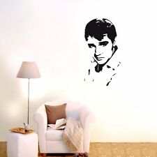 Elvis Aaron Presley Wall Decor Removable Vinyl Decal Wall Stickers Art DIY Mural