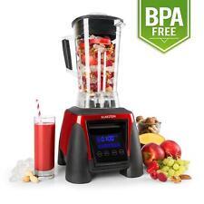 Standmixer Blender Green Smoothie Maker BPA Frei Milchshake Bar Mixer Rot 1800W