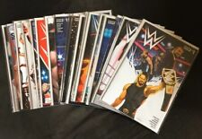 WWE #1-14 & #1 PPV Specials - Bagged/Boarded - 18 Issue Lot! NM+