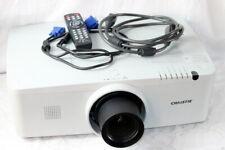 *Christie LX505*Konferenz-Beamer 3-LCD Projektor projector 5000lm+Sanyo LNS S20