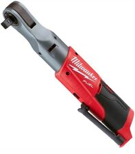 "Milwaukee 2558-20 M12 Fuel 12V Li-Ion Cordless 1/2"" Ratchet (Tool-Only) New"