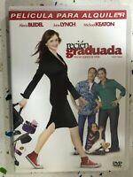 Neonato Graduato DVD Post Grad Alexis Bledel Jane Lynch Michael Keaton Am