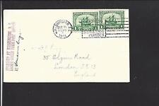 WASHINGTON,DISTRICT OF COLUMBIA COVER, 1921, AUXILLARY MARKING.